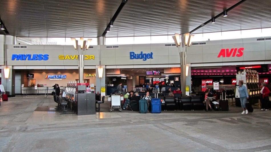 Locadoras de Carros Aeroporto Las Vegas