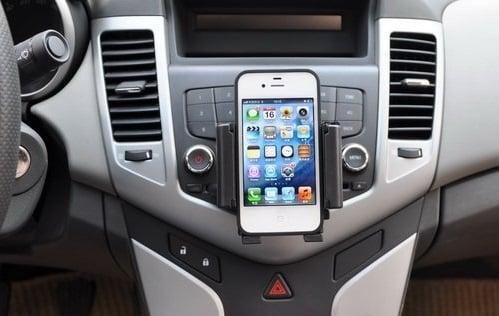 GPS no aluguel do veículo em Las Vegas