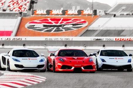 Dream Racing Experience em Las Vegas