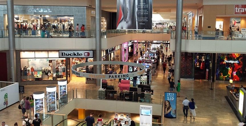 Shopping Fashion Show Mall Las Vegas