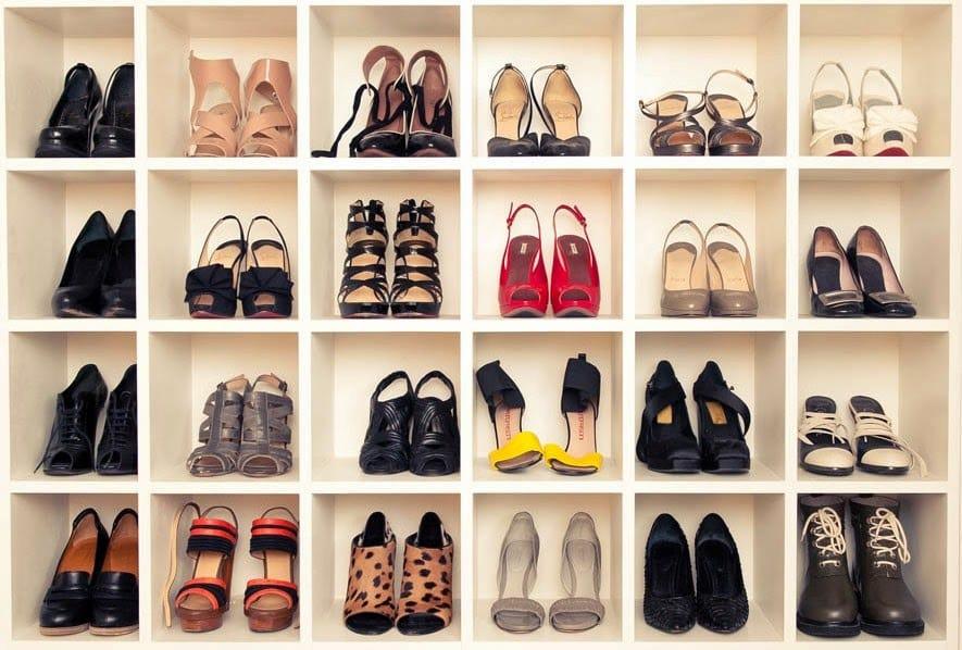 Onde comprar sapatos em Las Vegas