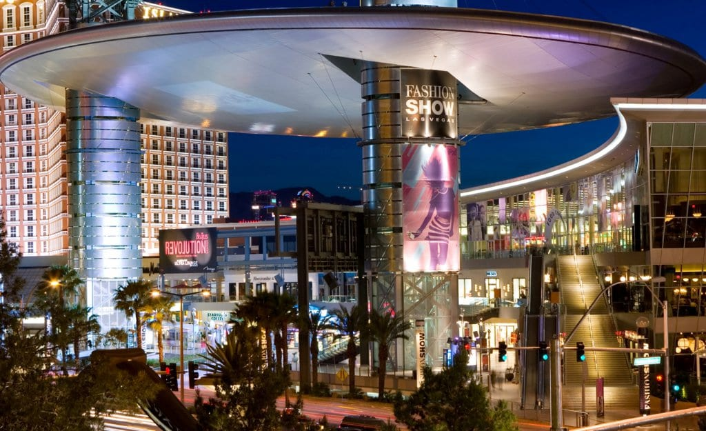 Shopping Fashion Mall Compras Las Vegas