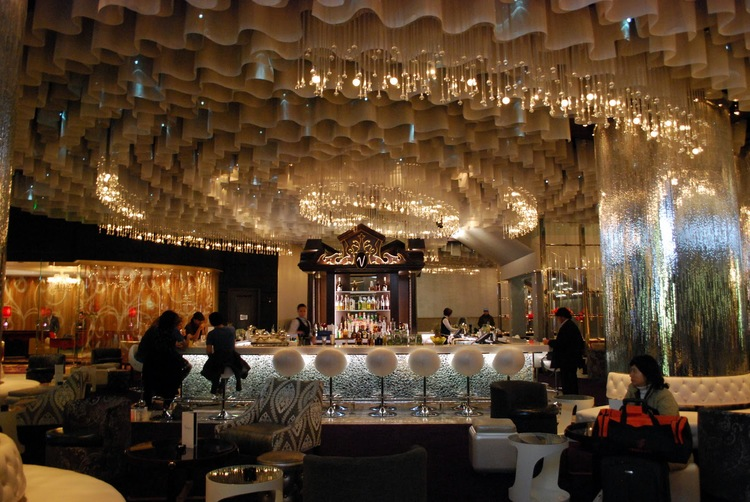 Bar Bond Vesper em Las Vegas