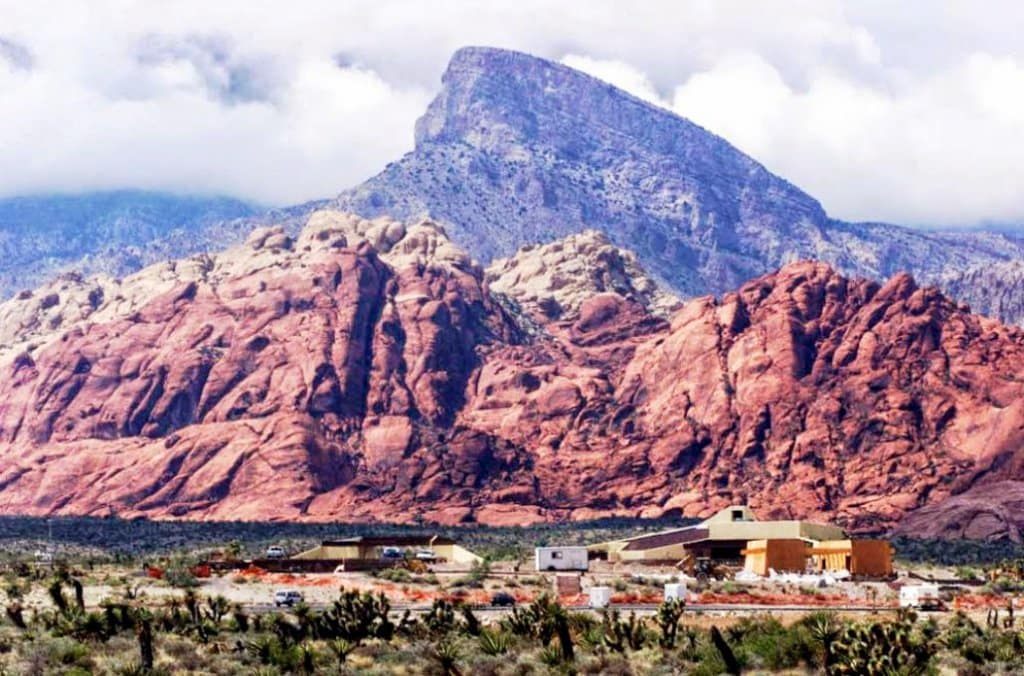 Cânion de Red Rock em Las Vegas