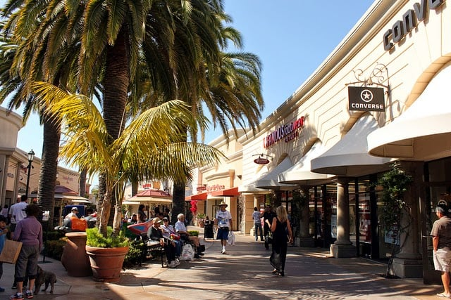 Outlets San Diego