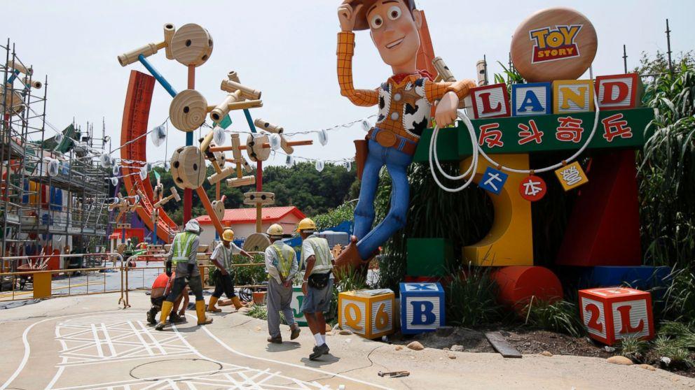 Disney Adventure Park