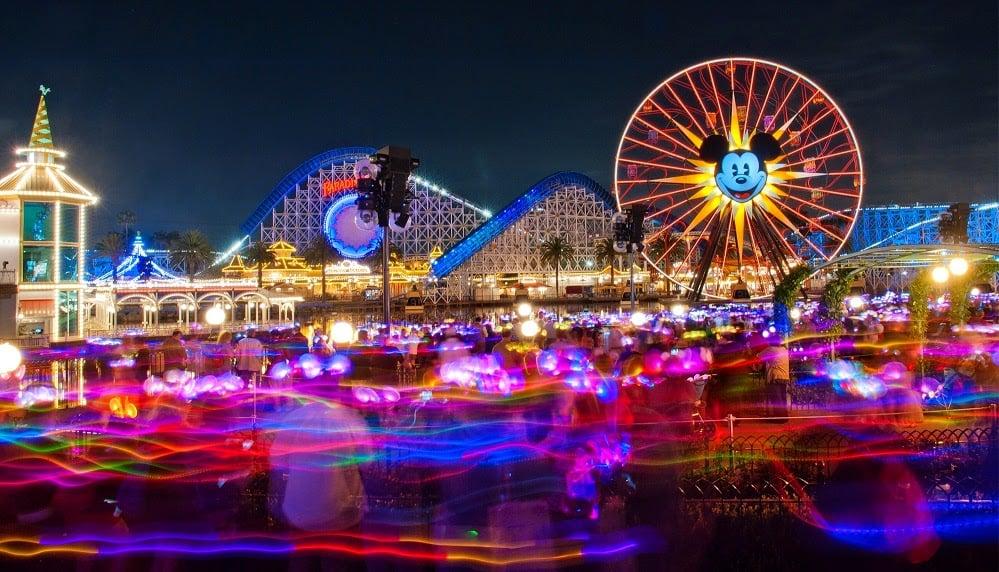 Parque Disney Adventure Park Los Angeles
