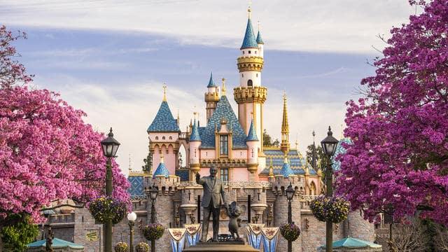 Parque Disneyland Califórnia