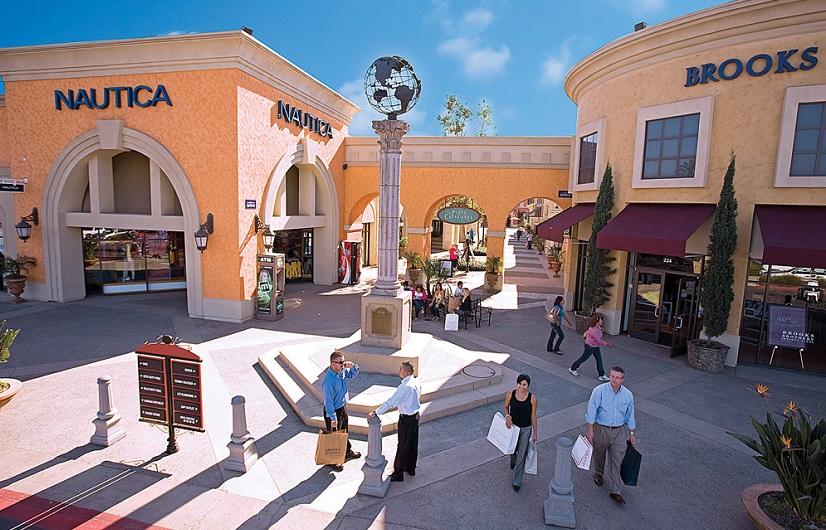 Cupons de descontos do Outlet Las Americas Premium San Diego