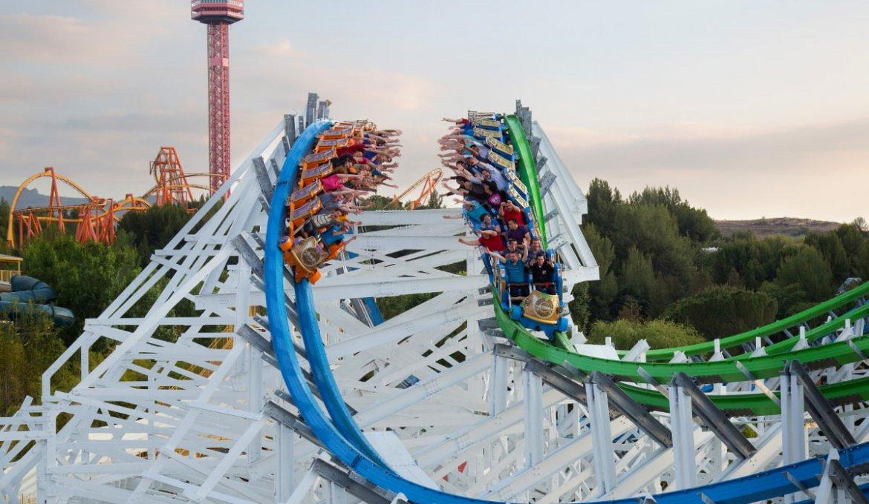 Parque Six Flags Magic Mountain