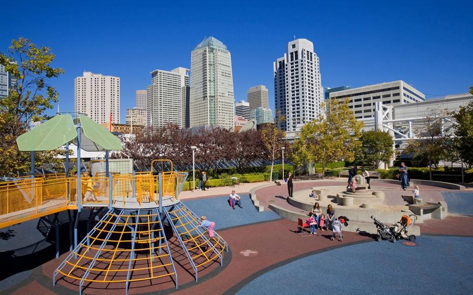 Parque Yerba Buena Gardens