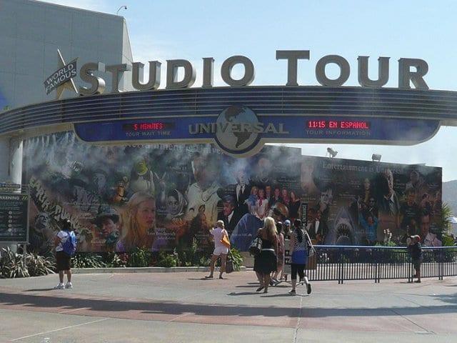 Parque Universal Studios Hollywood na Califórnia