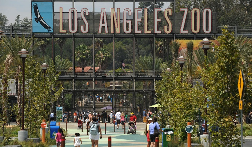 Zoológico de Los Angeles