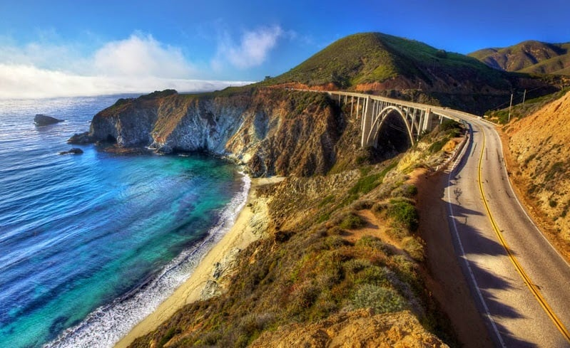 Alugar carro na Califórnia