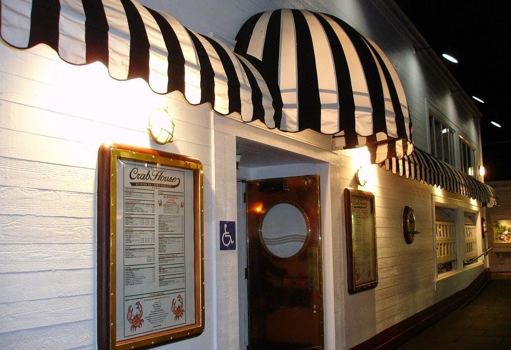 Restaurante Crab House San Francisco
