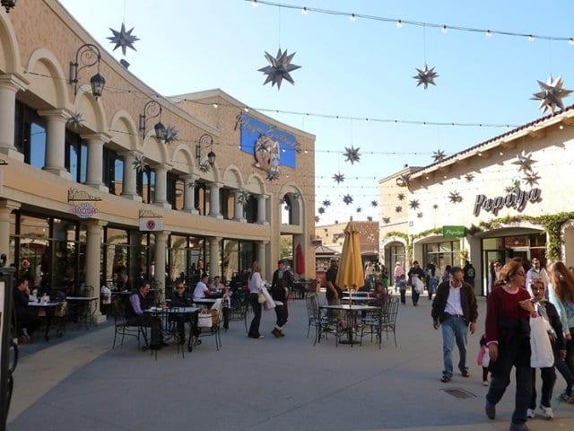 Outlet Las Americas Premium em San Diego na Califórnia