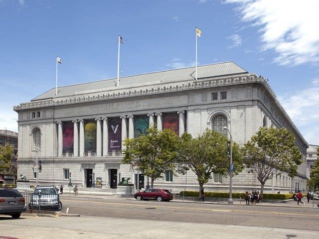 Museu Asian Art Museum of San Francisco na Califórnia