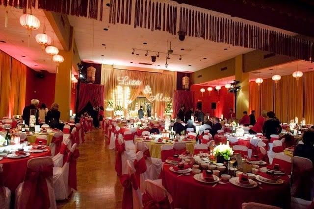 Chinatown em San Francisco Restaurante