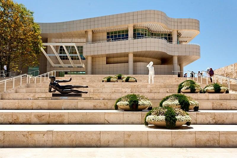 Museu Getty Center em Los Angeles