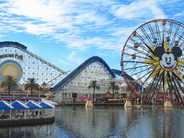 Ingressos para shows e parques em Las Vegas e Califórnia