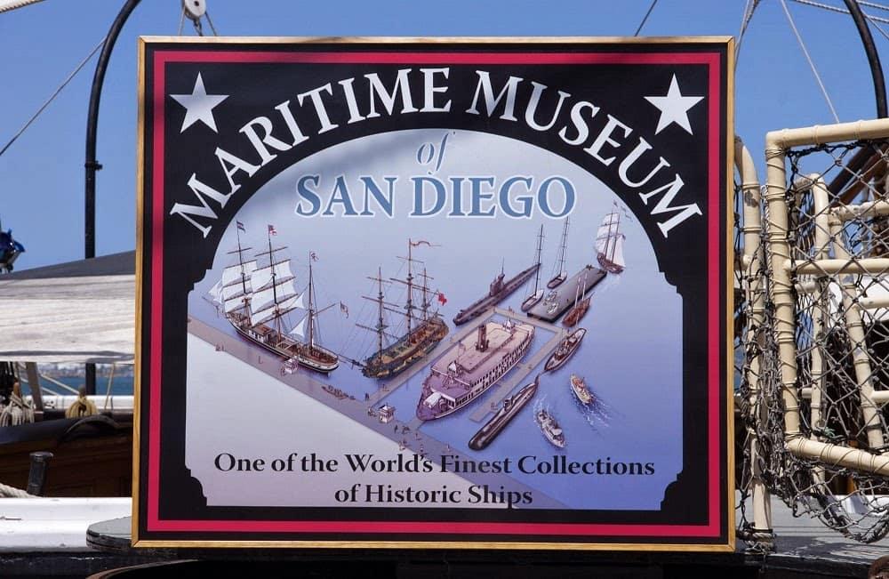 Museu Marítimo de San Diego