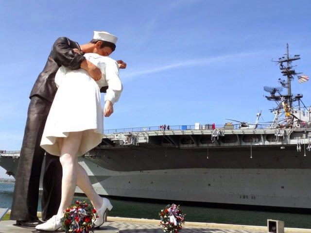 USS Midway Museum em San Diego na Califórnia