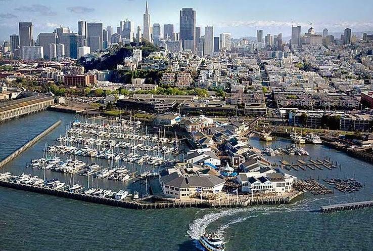 Pier 39 em San Francisco