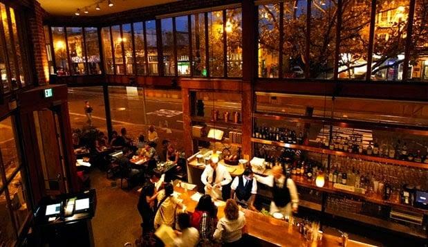 Restaurante Zuni Café San Francisco