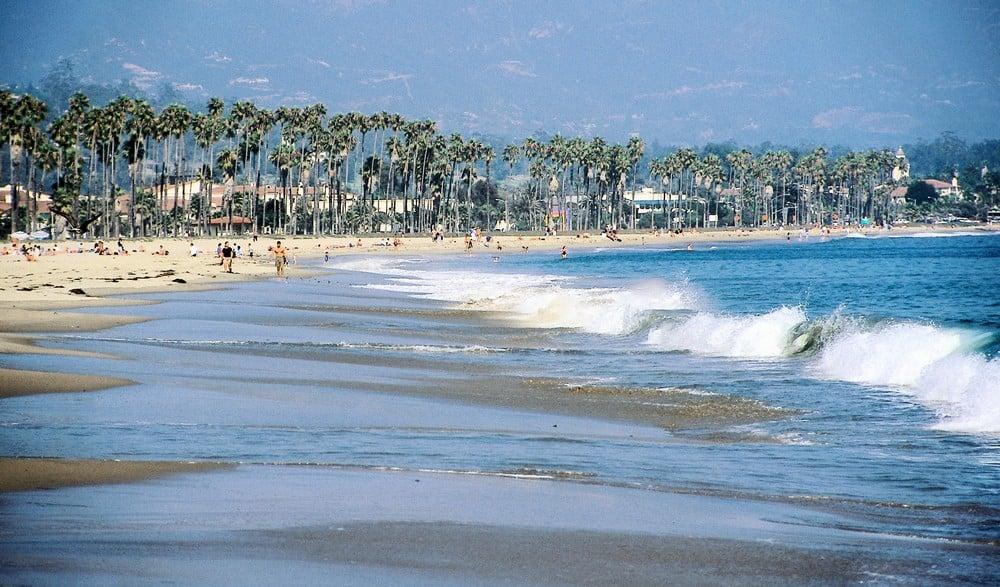 Aluguel de carro na Califórnia - Praias