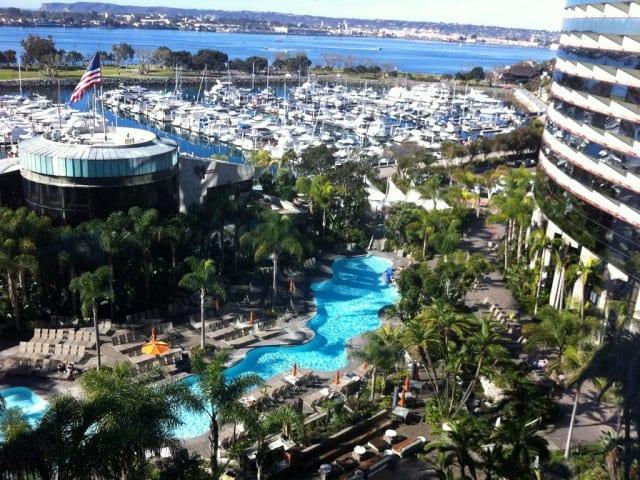 Hotel San Diego Marriott Marquis e Marina na Califórnia