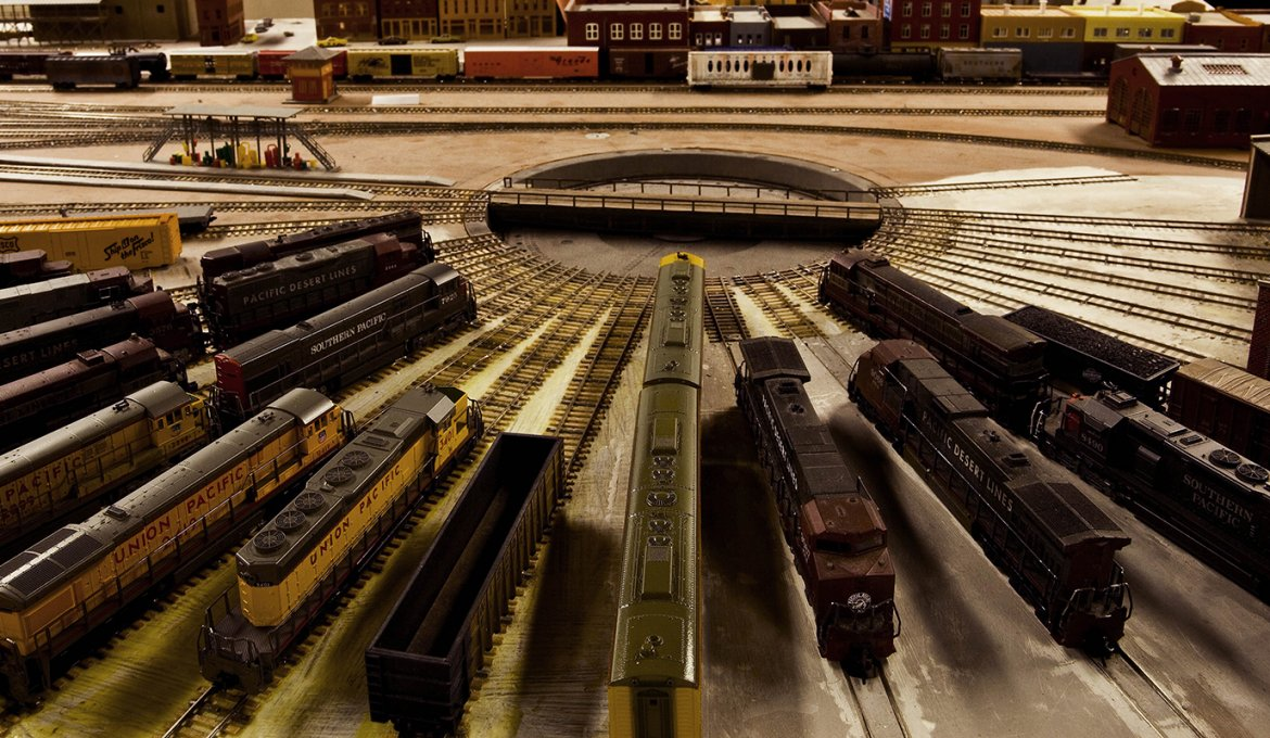 Museu-Model-Railroad