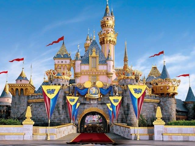 Parque Disneyland na Califórnia: Disneylândia