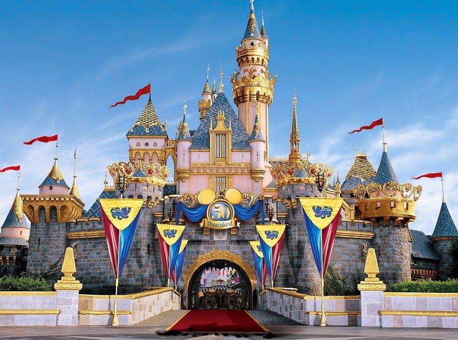 Parque Disneyland California