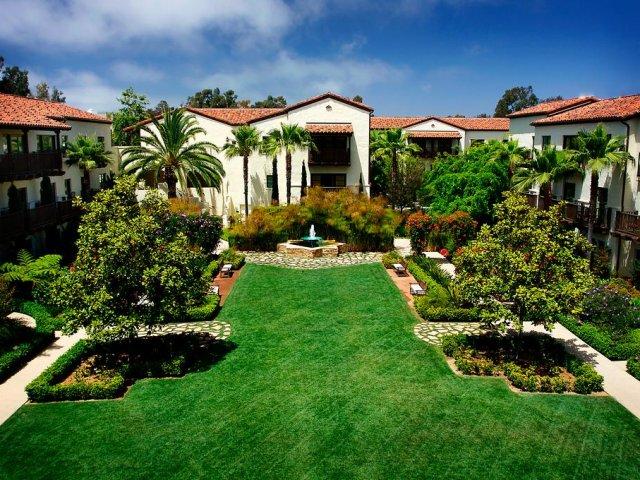 Bons hotéis em La Jolla em San Diego na Califórnia