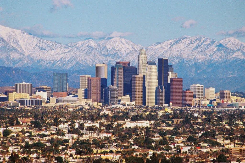 Pontos turísticos de Los Angeles