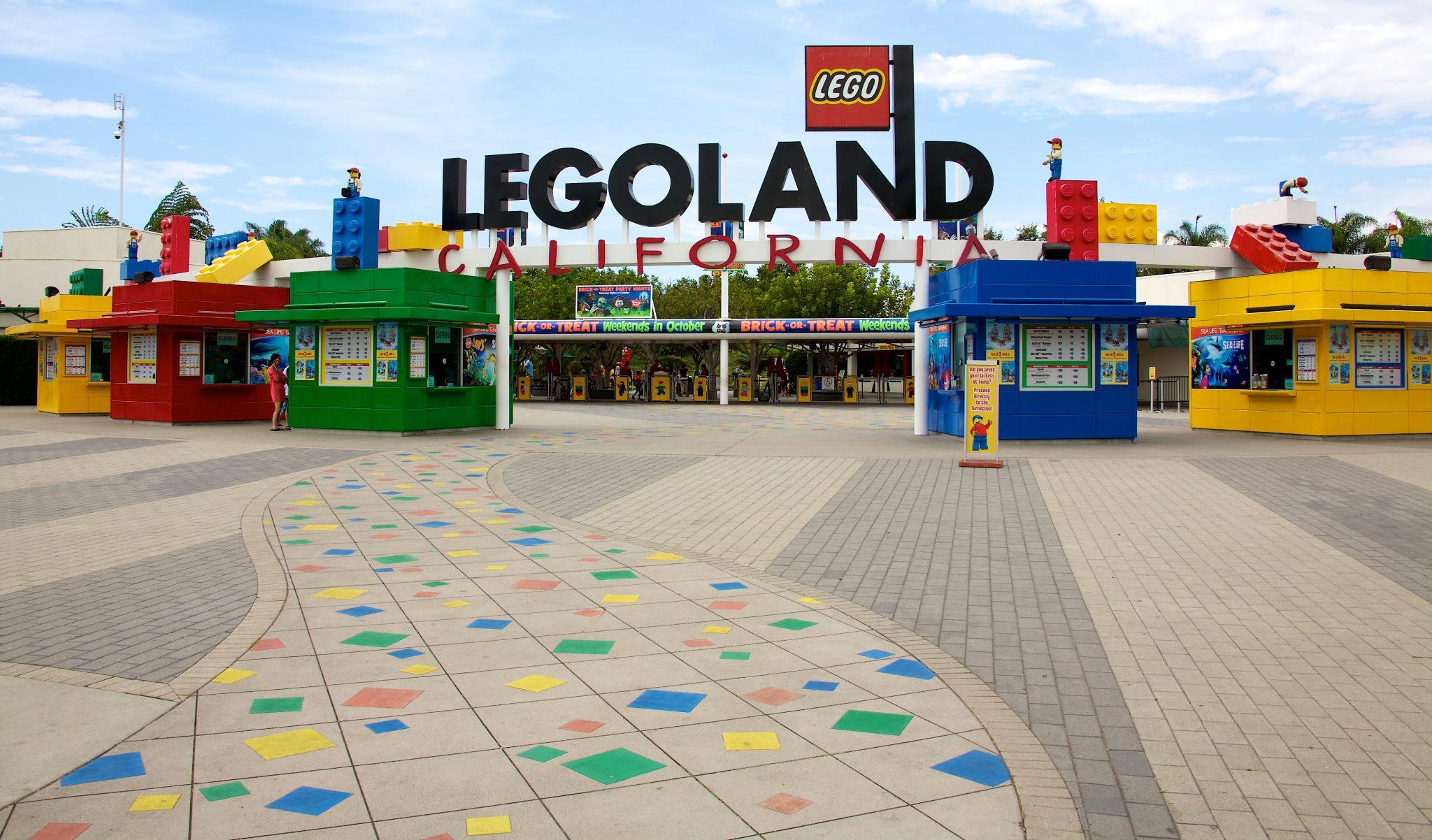 Parque Legoland California - CityPass