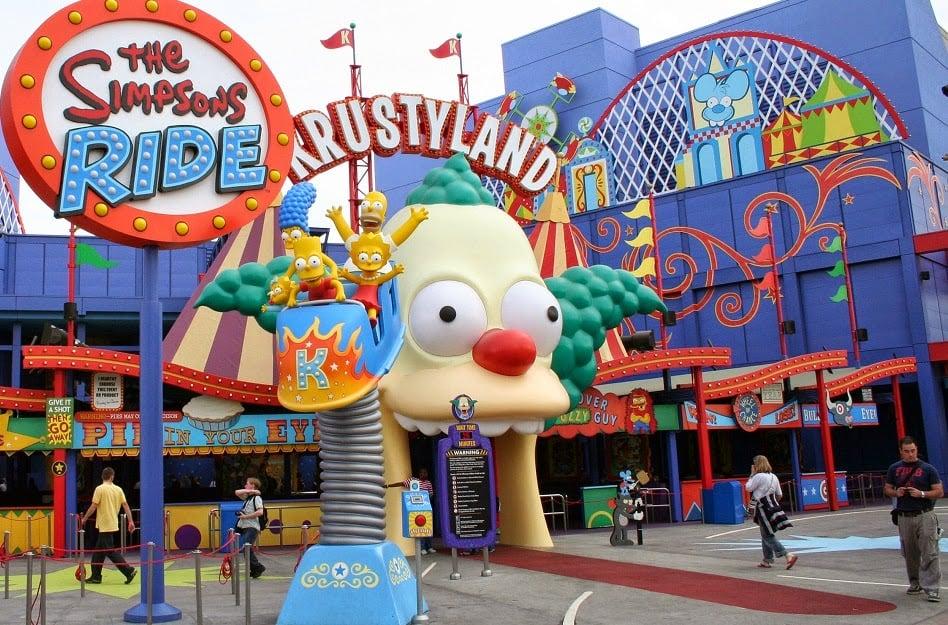 Parque Universal Studios Hollywood California
