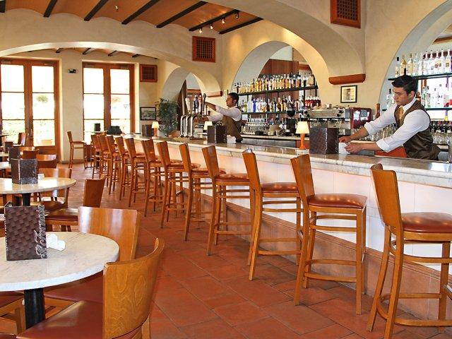 Restaurante Il Fornaio Cucina Italiana na Ilha de Coronado em San Diego