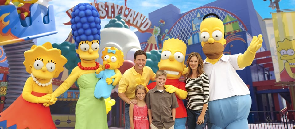 Parque Universal Studios Hollywood- Ingressos