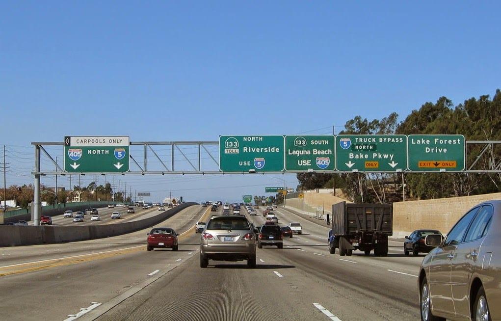 Economizar no aluguel do carro na Califórnia