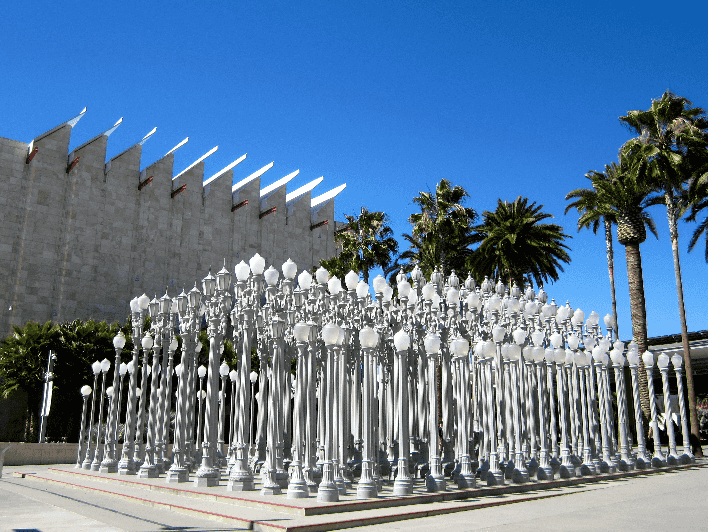 Los Angeles County Museum of Art em San Francisco