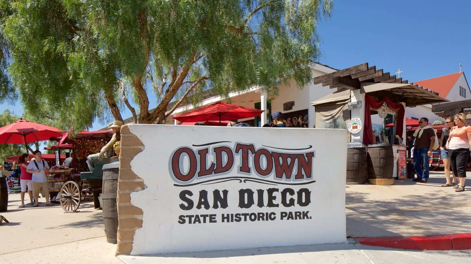 Old Town San Diego State Historic Park 1