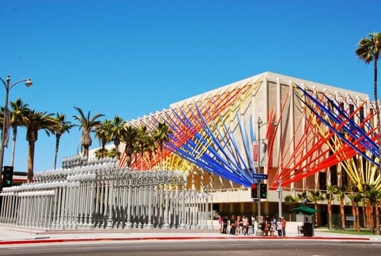 Los Angeles County Museum of Art em Los Angeles