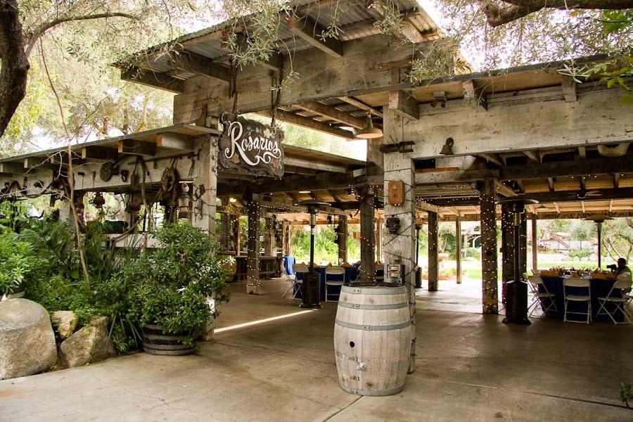 Vinícola Bernardo Winery em San Diego na Califórnia