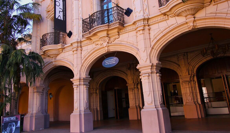 Museu de Arte Fotográfica em San Diego na Califórnia