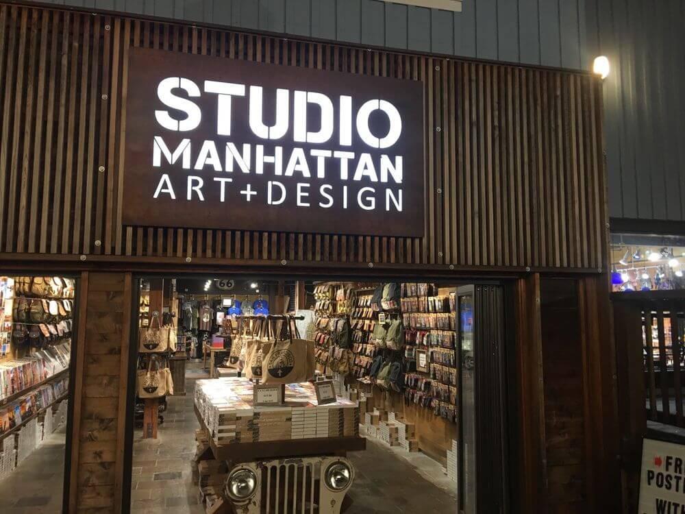 Compras na Studio Manhattan Art + Design em San Francisco 2