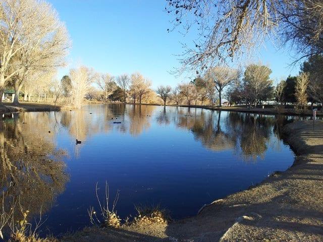 Parque Floyd Lamb Park em Las Vegas