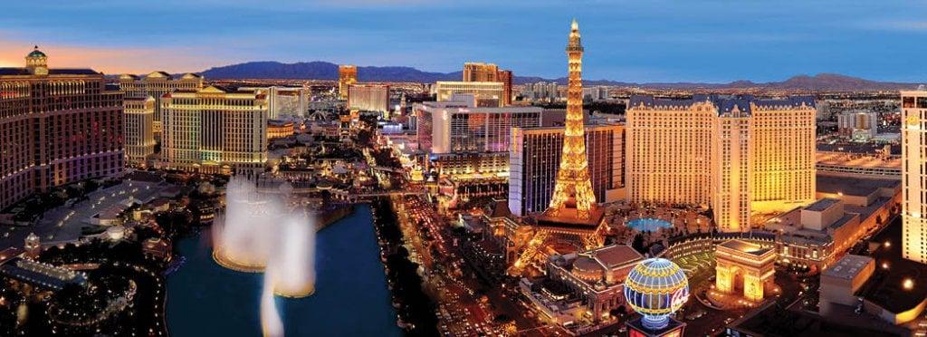 Passagens promocionais para Las Vegas