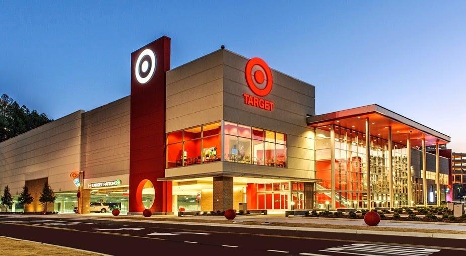 Supermercado e Loja Target em Las Vegas