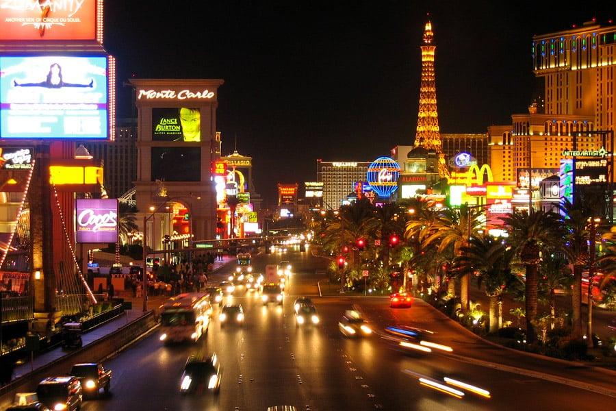O que é preciso para viajar para Las Vegas